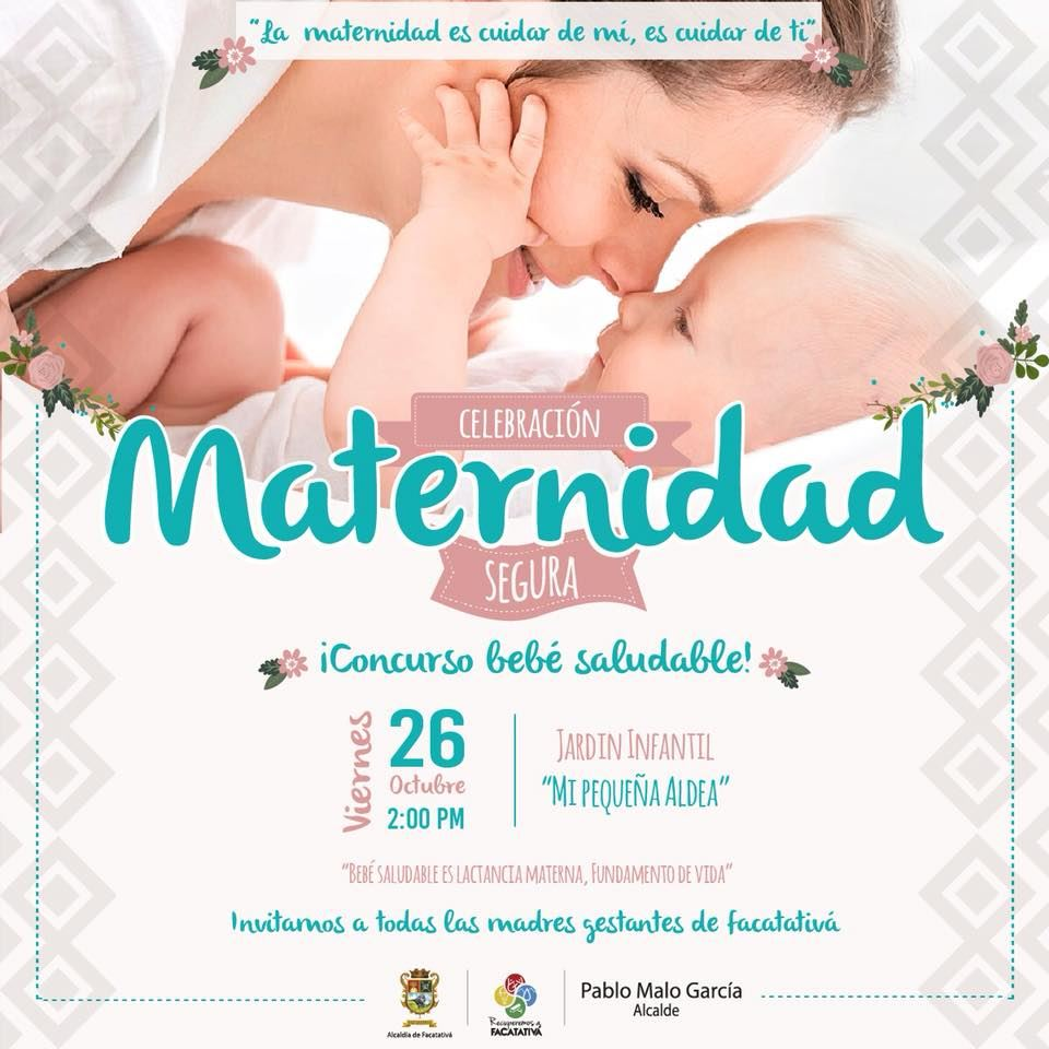 Este Viernes Facatativa Celebra La Maternidad Responsable